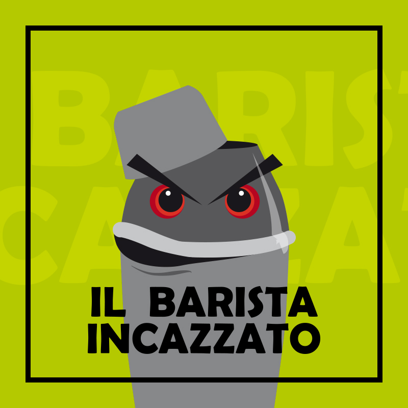 <strong>Il Barista Incazzato</strong><br/>OFFICIAL STORE