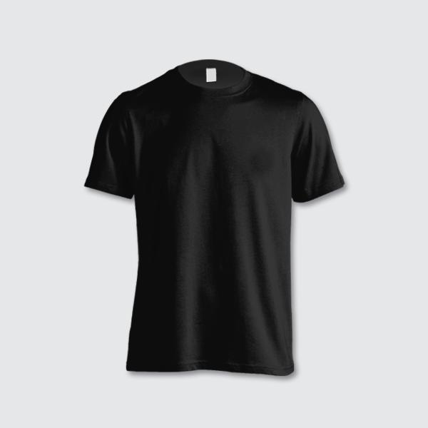 info for 1a1f0 81259 Uomo - T-Shirt Nera Personalizzata | DaPersonalizzare.it